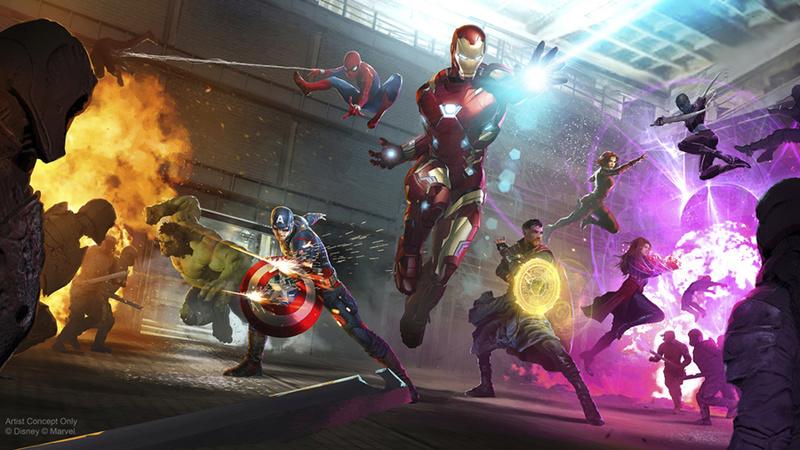 [Saison] La Saison des Super Héros Marvel (2018-2019) - Page 6 Paris_10