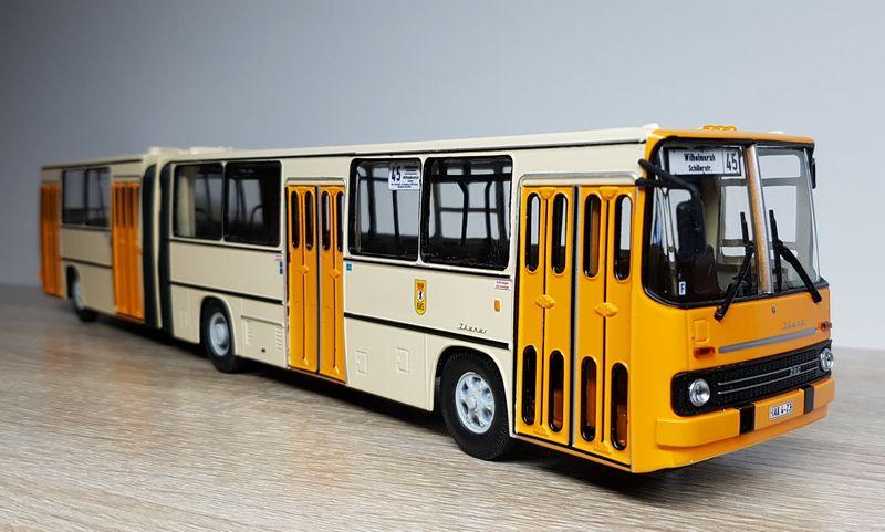 Ikarus 280.02 von Vector-Models Ikarus59