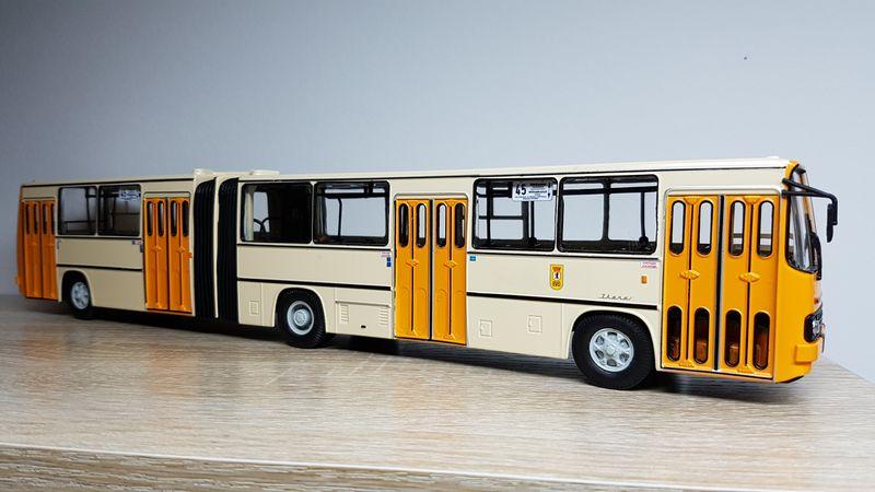 Ikarus 280.02 von Vector-Models Ikarus60
