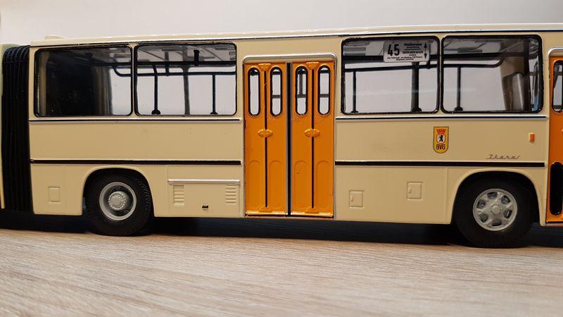 Ikarus 280.02 von Vector-Models Ikarus61