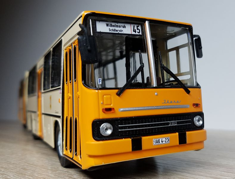 Ikarus 280.02 von Vector-Models Ikarus63