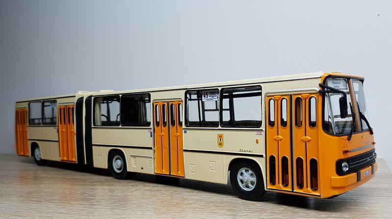 Ikarus 280.02 von Vector-Models Ikarus67