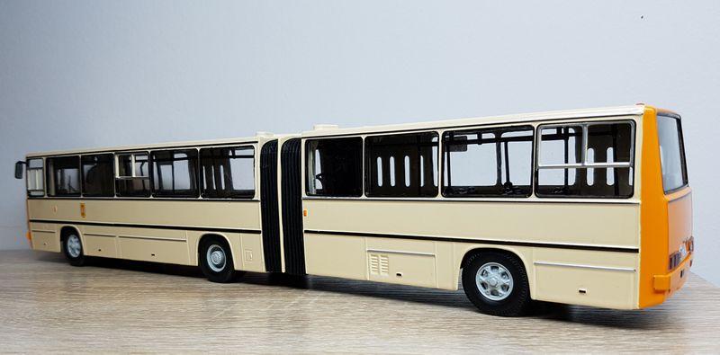 Ikarus 280.02 von Vector-Models Ikarus70