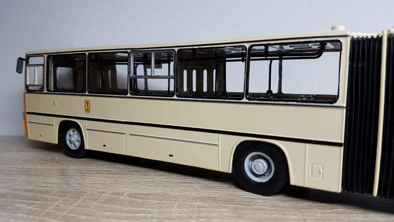 Ikarus 280.02 von Vector-Models Ikarus72