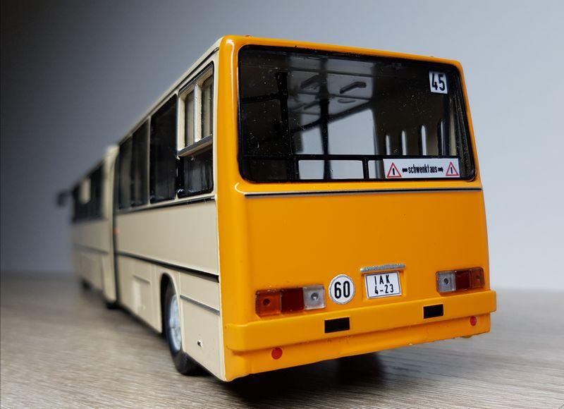 Ikarus 280.02 von Vector-Models Ikarus73