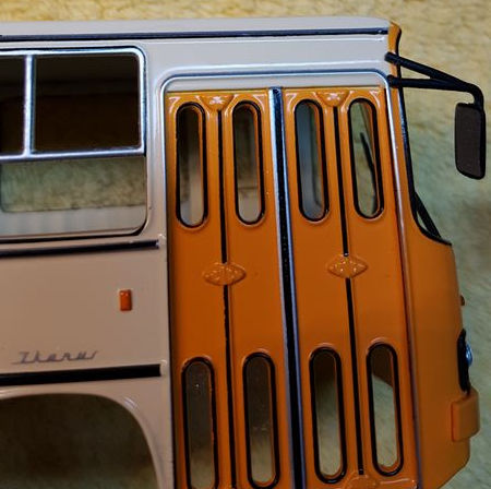 Ikarus 280.02 von Vector-Models Ikarus79
