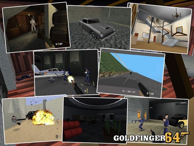 Hack Goldfinger 64 Image10