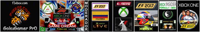 F1 2017 - XBOX ONE / CAMPEONATO OPEN LITOS - F1 XBOX / CONFIRMACIÓN DE ASISTENCIA G.P. DE AUSTRALIA Y  ABU DHABI /  MARTES  22-05-2018 A LAS 22:30 H. Goku1013