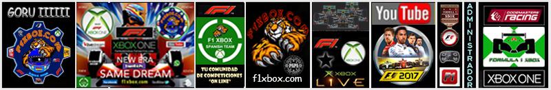 F1 2017 - XBOX ONE / CAMPEONATO LITOS OPEN - F1 XBOX / CONFIRMACIÓN DE ASISTENCIA G.P. DE INGLATERRA Y HUNGRÍA/  LUNES 23 - 07 - 2018 / A LAS 22:00 H. Goru1013