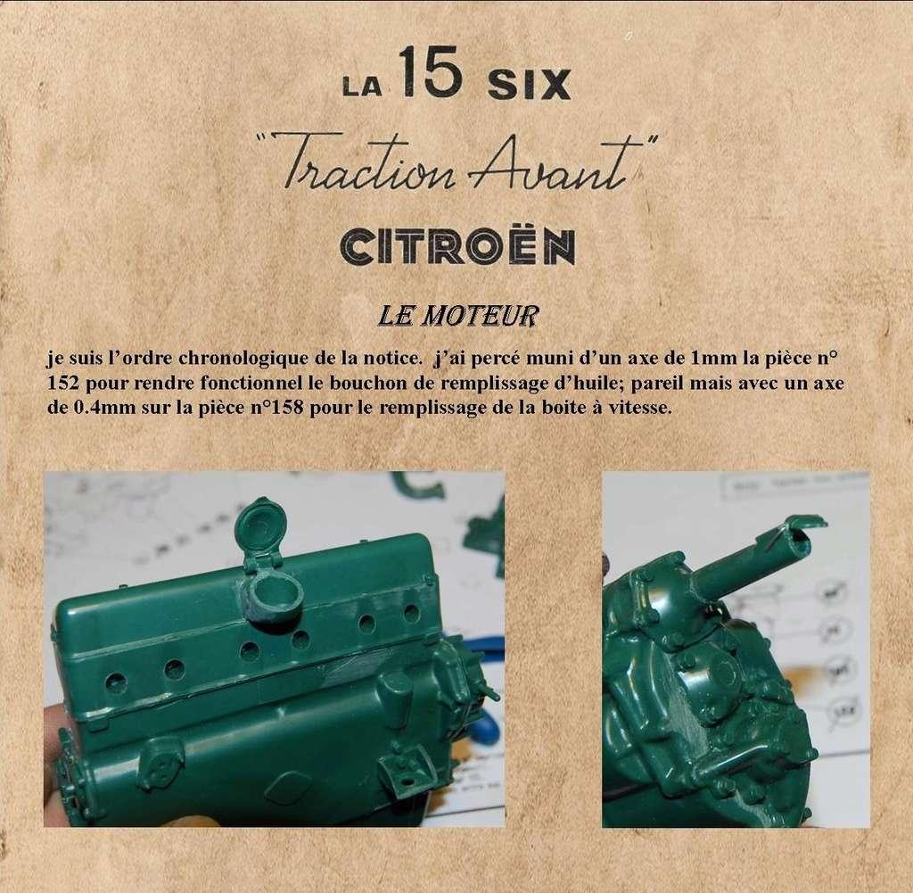 Citroen traction 15 CV au 1/8 00110