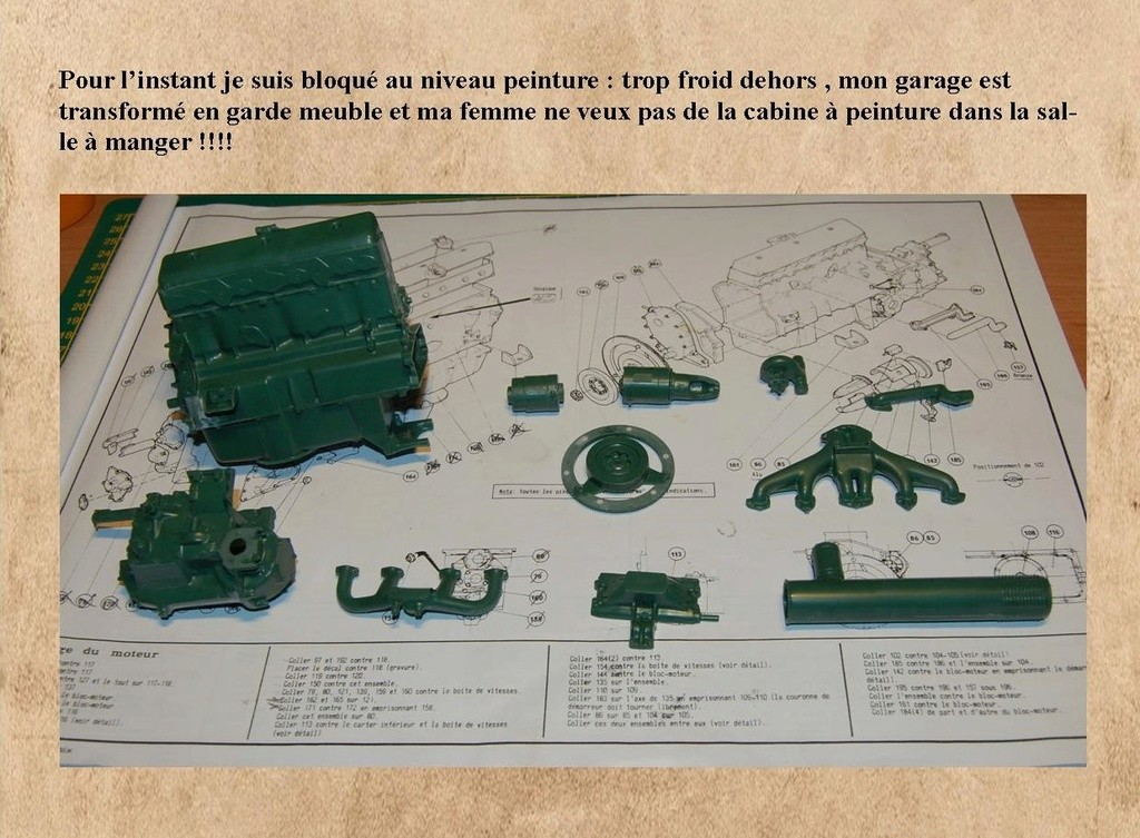 Citroen traction 15 CV au 1/8 00210