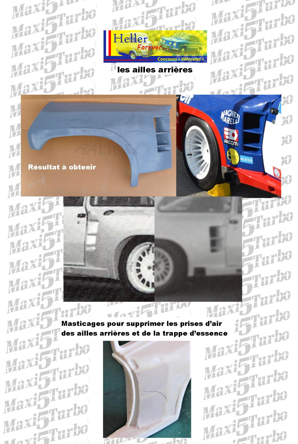 (1/24) Renault 5 Maxi turbo Ref 80717 ( Hors delai ) 1211