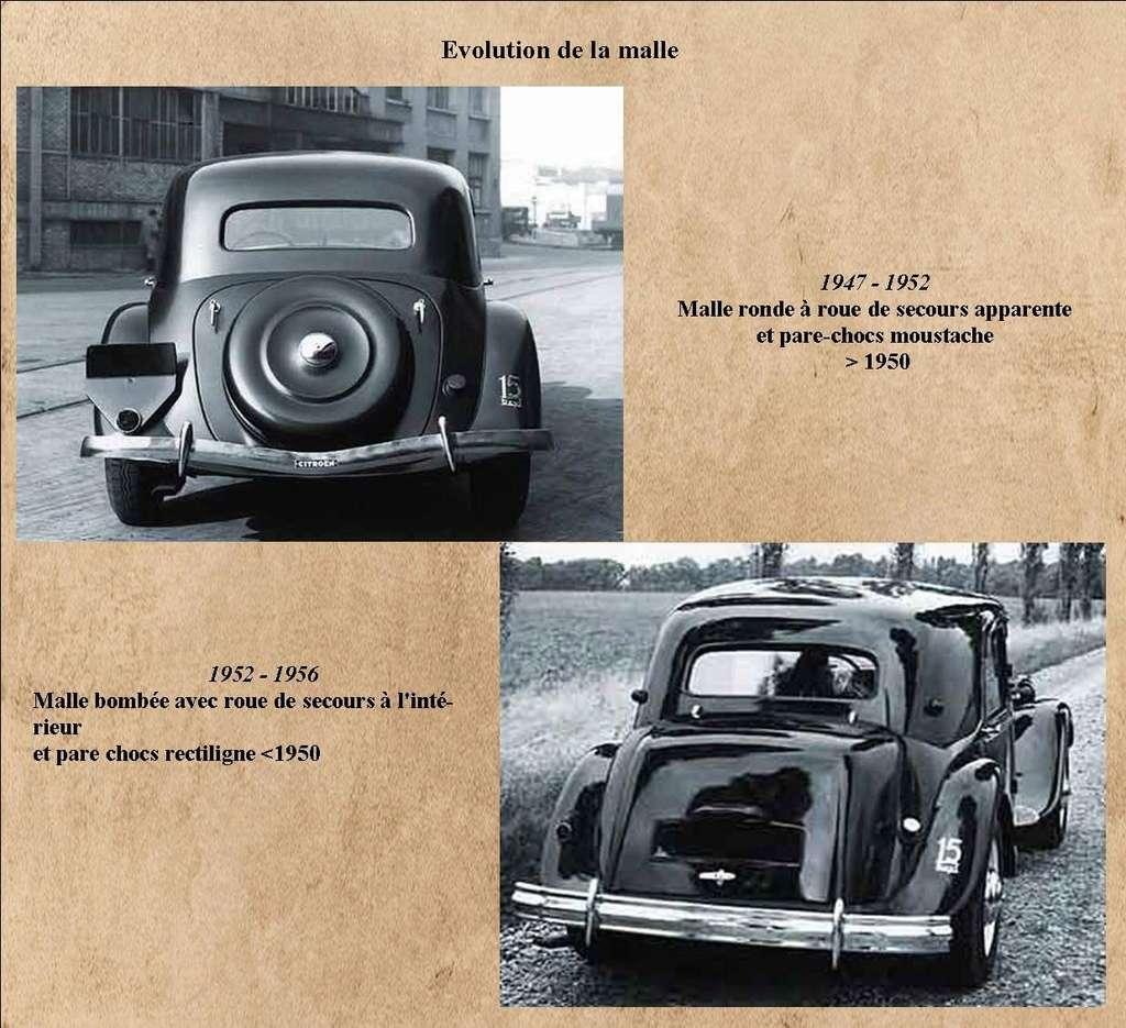 Citroen traction 15 CV au 1/8 Compos14
