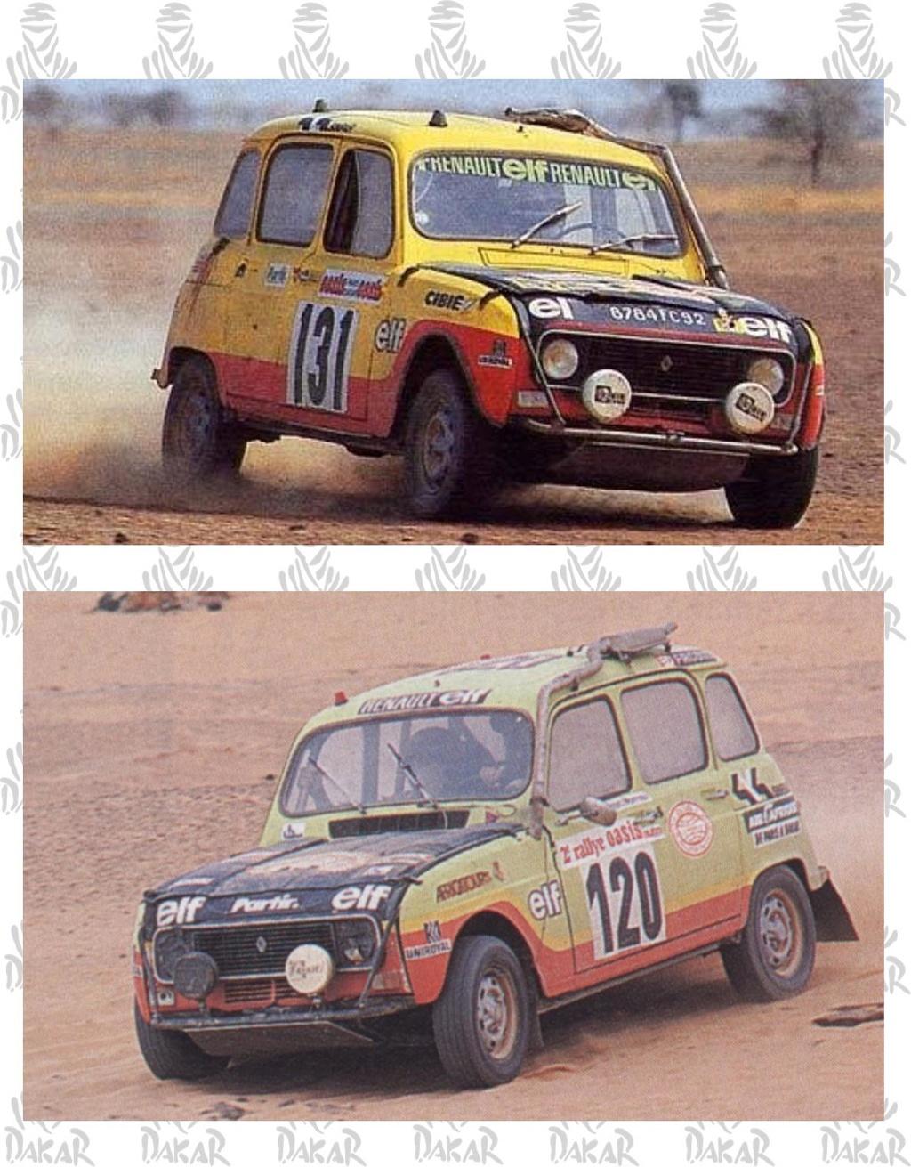[1/24]Renault 4 l dakar 1980 Ref 80759 Image225