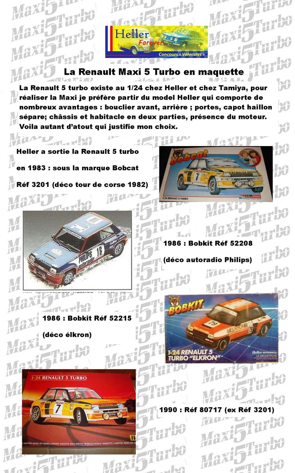 (1/24) Renault 5 Maxi turbo Ref 80717 ( Hors delai ) Image716