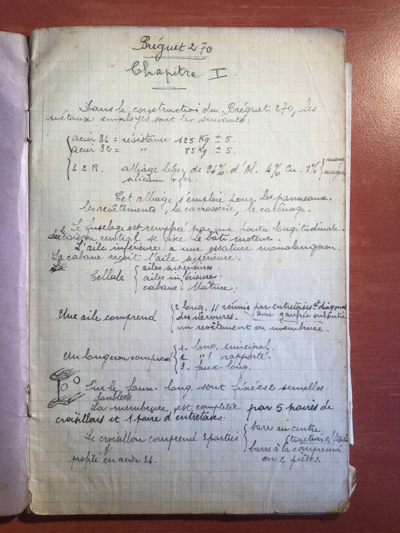 Lot de cahiers de notes - Armée de l'Air Debc0010
