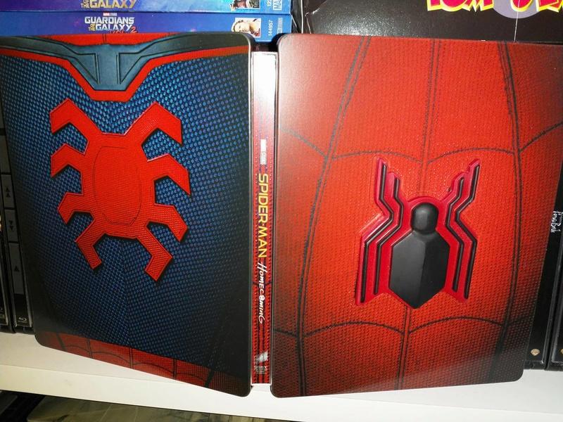 Les Blu-ray Disney en Steelbook [Débats / BD]  - Page 4 23828410
