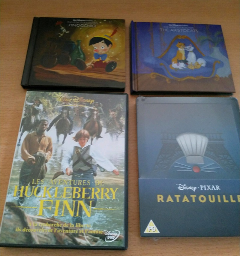[Shopping] Vos achats DVD et Blu-ray Disney - Page 24 24251010
