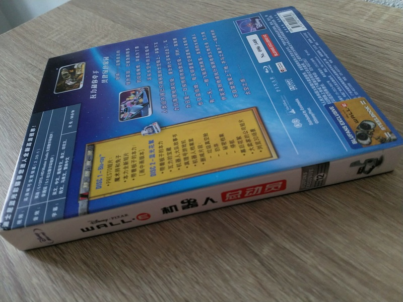 Les Blu-ray Disney en Steelbook [Débats / BD]  - Page 6 26543310