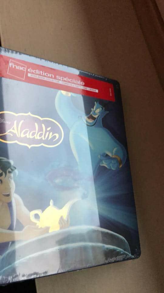 Les Blu-ray Disney en Steelbook [Débats / BD]  - Page 5 Aladdi10