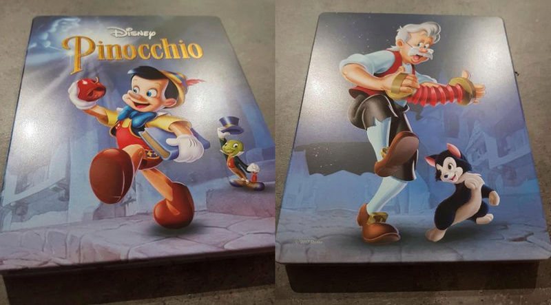 Les Blu-ray Disney en Steelbook [Débats / BD]  - Page 5 Pinoc10