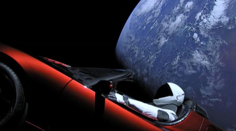 Falcon Heavy (Tesla roadster) - Tir de démonstration - 6.2.2018 - Page 3 Tesla410