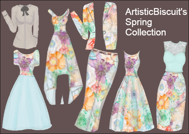 Art's spring collection help Spring11