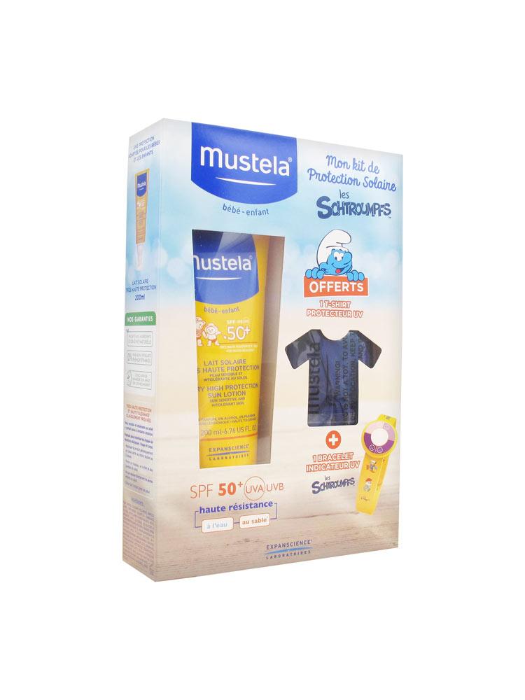 [Mustela] Mon Kit de Protection Solaire Les Schtroumpfs Mustel10