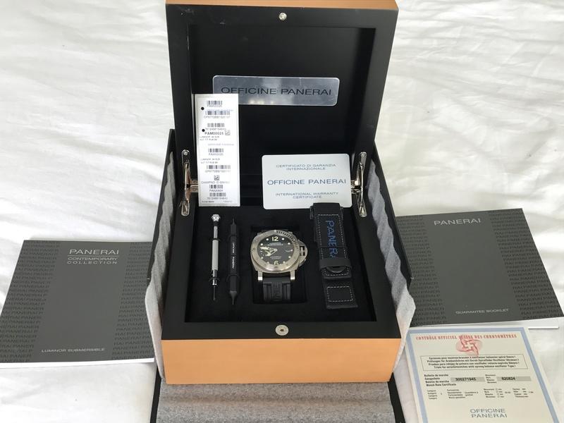 PAM SUB 025. 4800 euros  A3f99b10