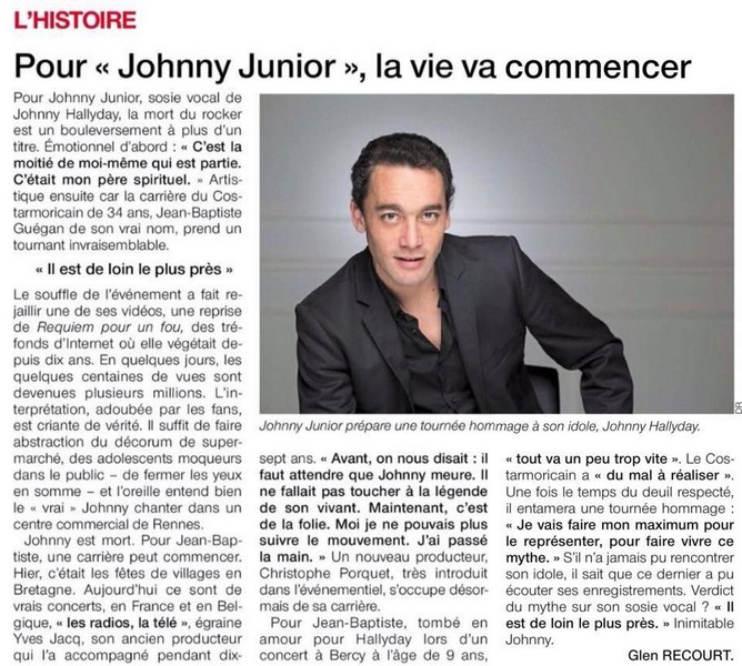 Hommage à Johnny Hallyday (1943-2017) - Page 4 25299410