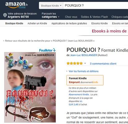 Mon livre sur Amazon Amazon10