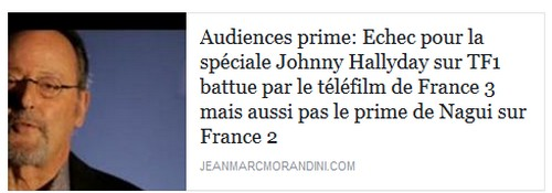 Hommage à Johnny Hallyday (1943-2017) - Page 6 Echec10