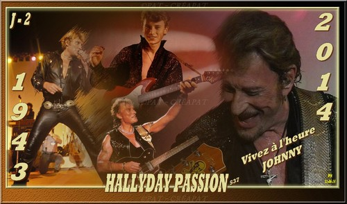 Hommage à Johnny Hallyday (1943-2017) - Page 2 Nhkkw010