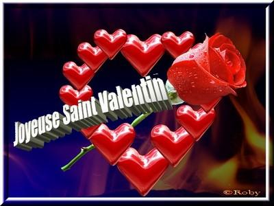 Mardi 14 fevrier bonne Saint Valentin  Saint_11