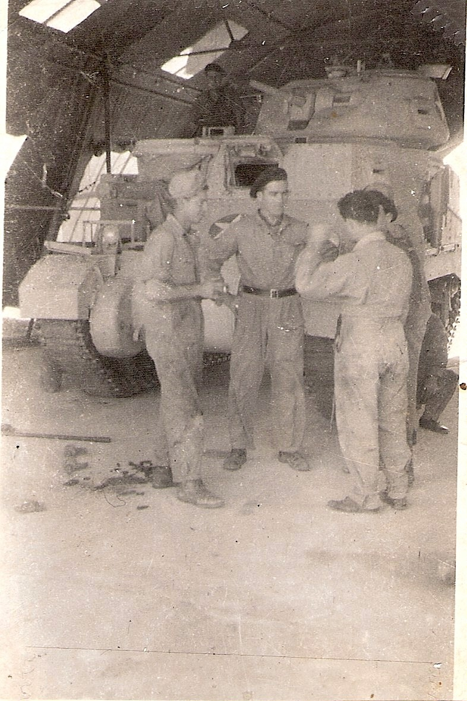 Des M3 Grant à la Colonne Leclerc en Tunisie?? Numyri10