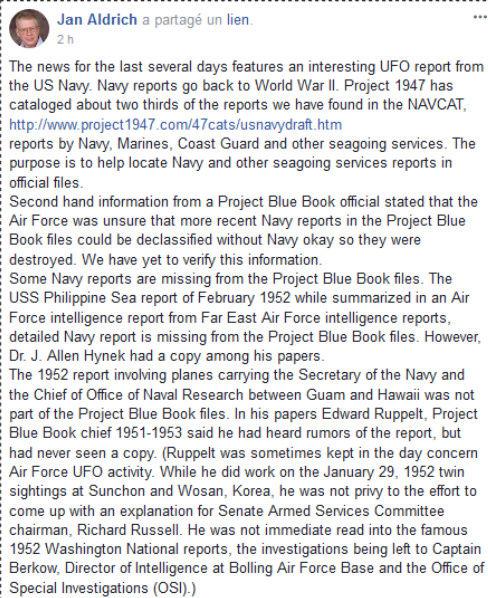 Quand le Pentagone étudie les ovnis dans le plus grand secret. Un article du New York Times - Page 11 1ufoup11