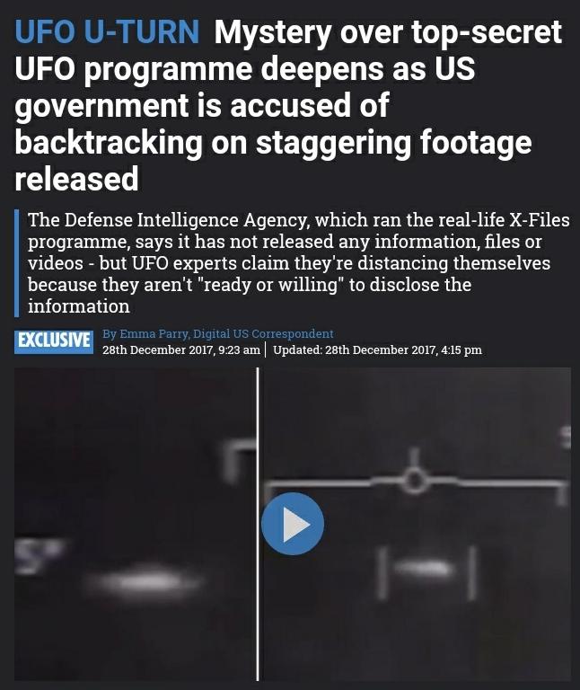 Quand le Pentagone étudie les ovnis dans le plus grand secret. Un article du New York Times - Page 20 Screen17