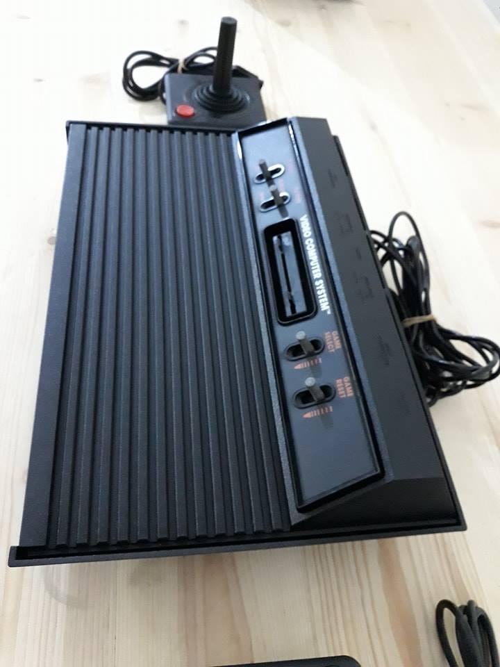 معرض بيع أجهزة أتارى 2600 أرسل طلبك الينا نحدد لك السعر 410