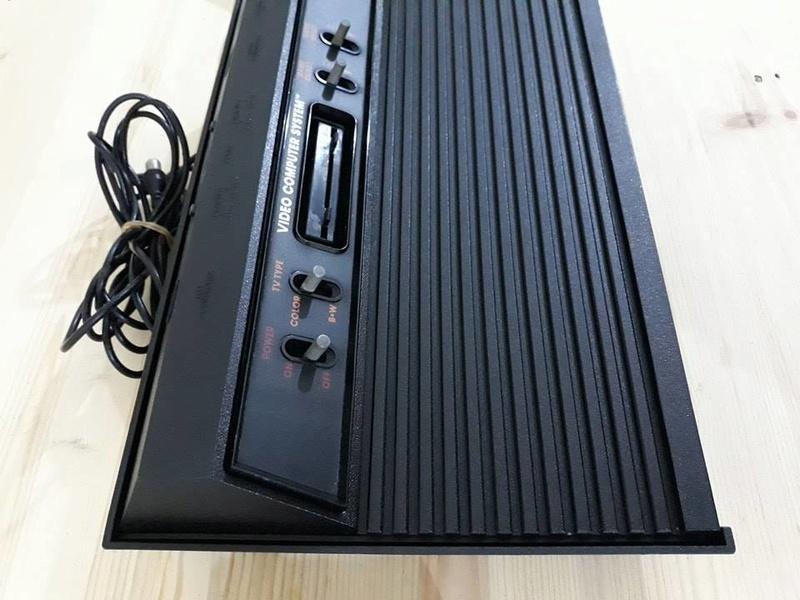 معرض بيع أجهزة أتارى 2600 أرسل طلبك الينا نحدد لك السعر 510