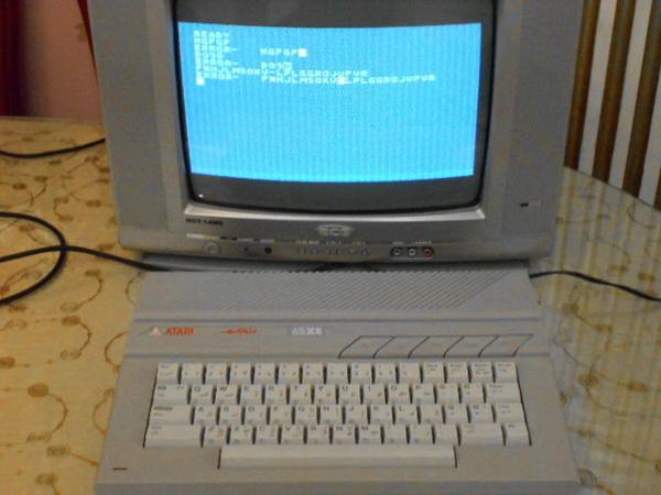 معرض بيع جهاز اتارى نجم 65XE 610