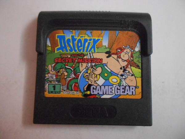 المجموعة السابعة - Group G - game gear Dscn6421