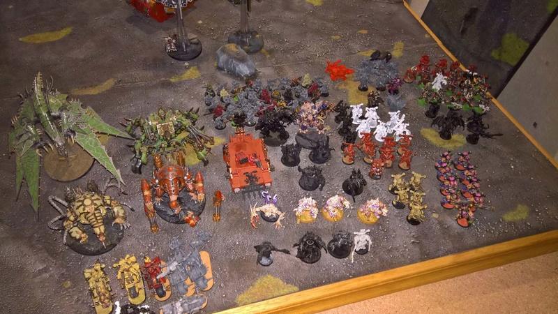 [vente/échange] Grande armée Space Marines du Chaos contre du Tau 29366310