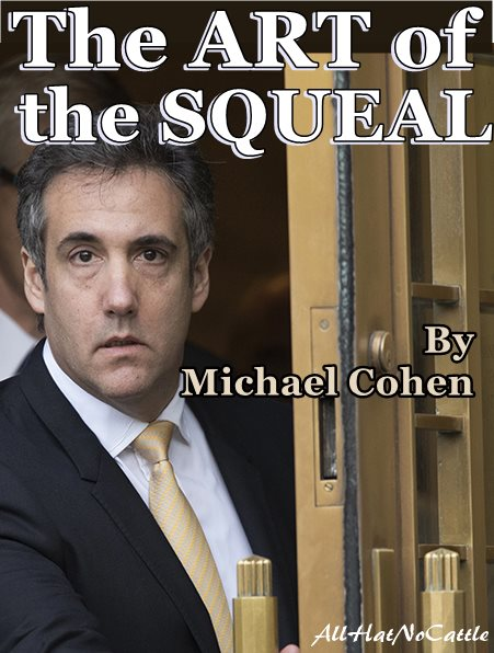 Michael Cohen Admits Talks for Trump Over Moscow Tower Occurred Well Into Campaign Cohen10