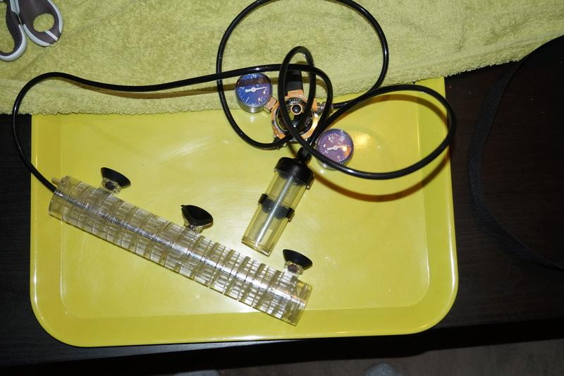 Nouveau dépar! 90L eau douce. Inject10