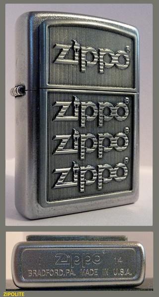 Zippothèque de Zipolite Zippo_12