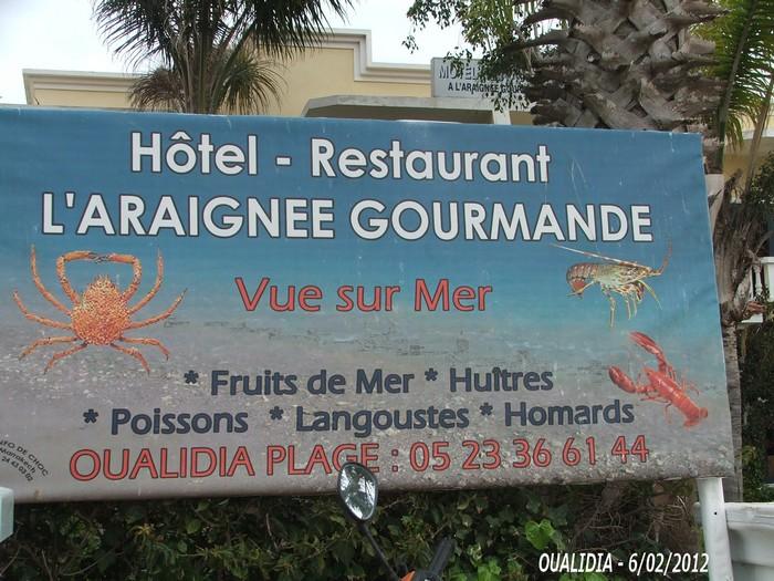[Maroc/Pêche] Des conseils pour mon premier voyage, déguster des poissons 1_201210