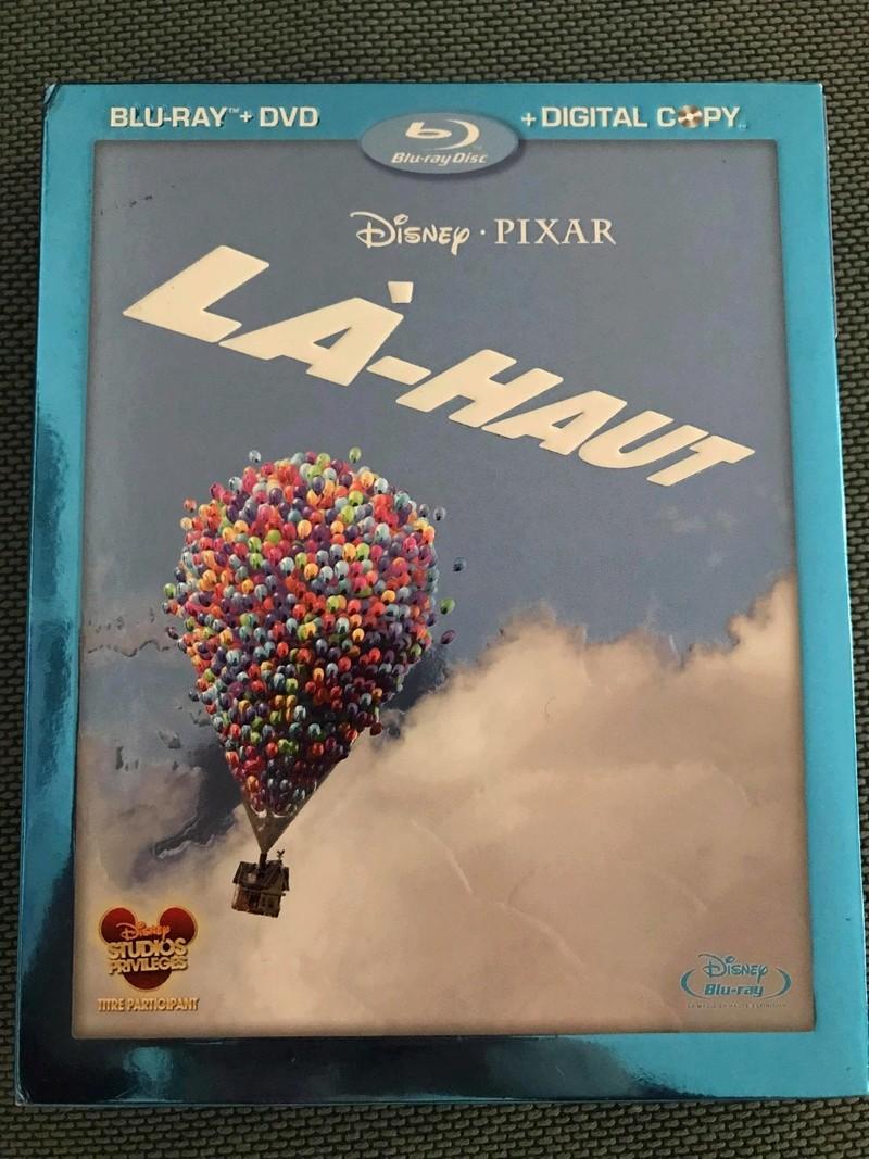 [Recherche - Vente] Le Coin des Blu-ray et DVD Disney !  (TOPIC UNIQUE) - Page 13 27536910