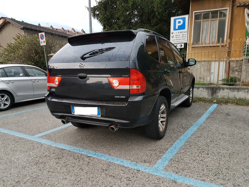 Avvistamenti auto rare non ancora d'epoca - Pagina 4 20170715