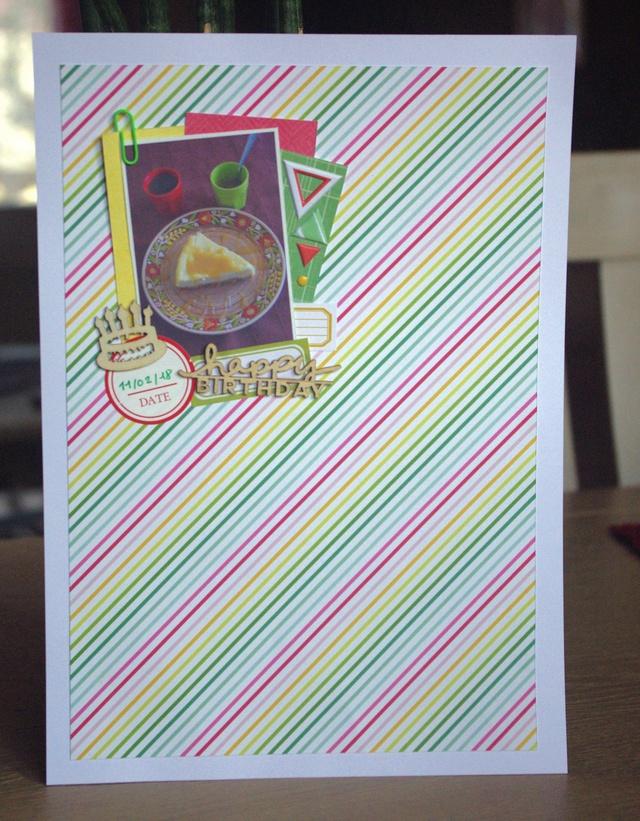 Défi #6 : une bonne raclette Gateau10