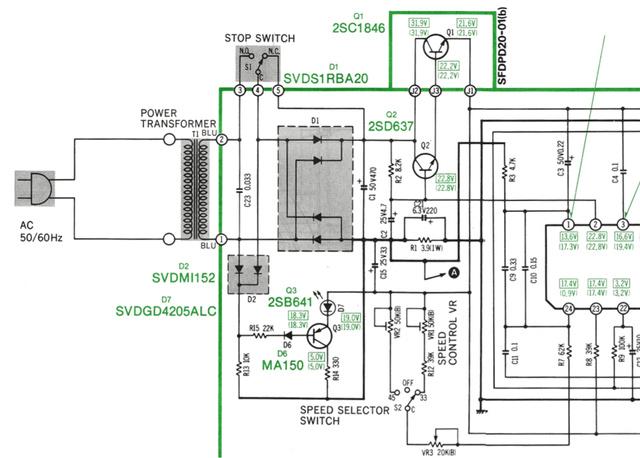 Giradischi technics D2_311